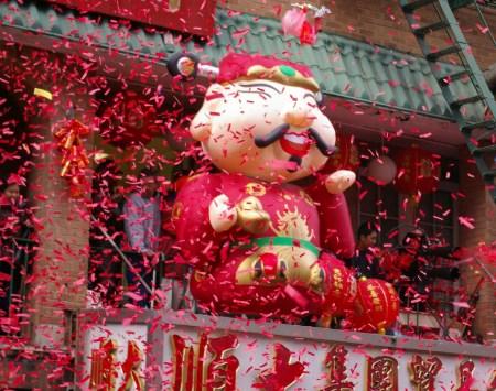 NYC Chinatown New Year Parade 4