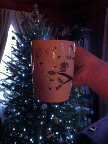 New Jenny the Potter Holiday Mug arrived yesterday!