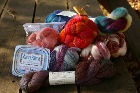 Rhinebeck Purchases - Day 2