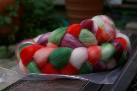 Sakina Needles: Fruit Salad