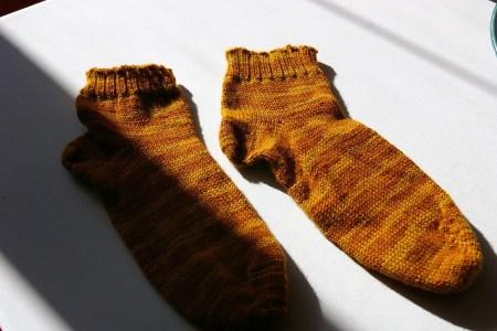 Shibui CSM Socks