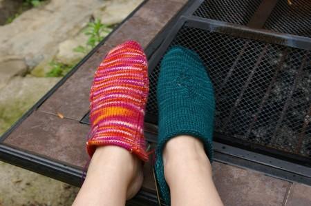 Sock Progress...