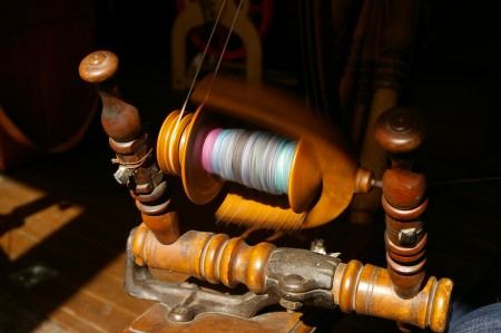 Spinning on Mabelle