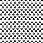 Skulls 1 free printable pattern Halloween