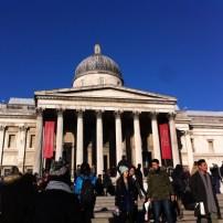 National Gallery & Trafalgar Square
