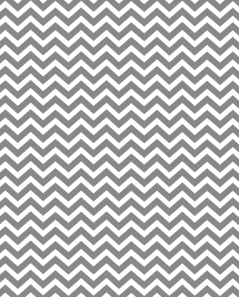 Free Printable Grey Chevron