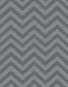 Grey chevron paper