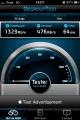 Free Mobile, débits 3G