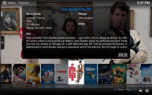 Kodi Movies-example