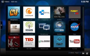 Kodi add-on-examples