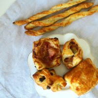 Pastries For The Weekend