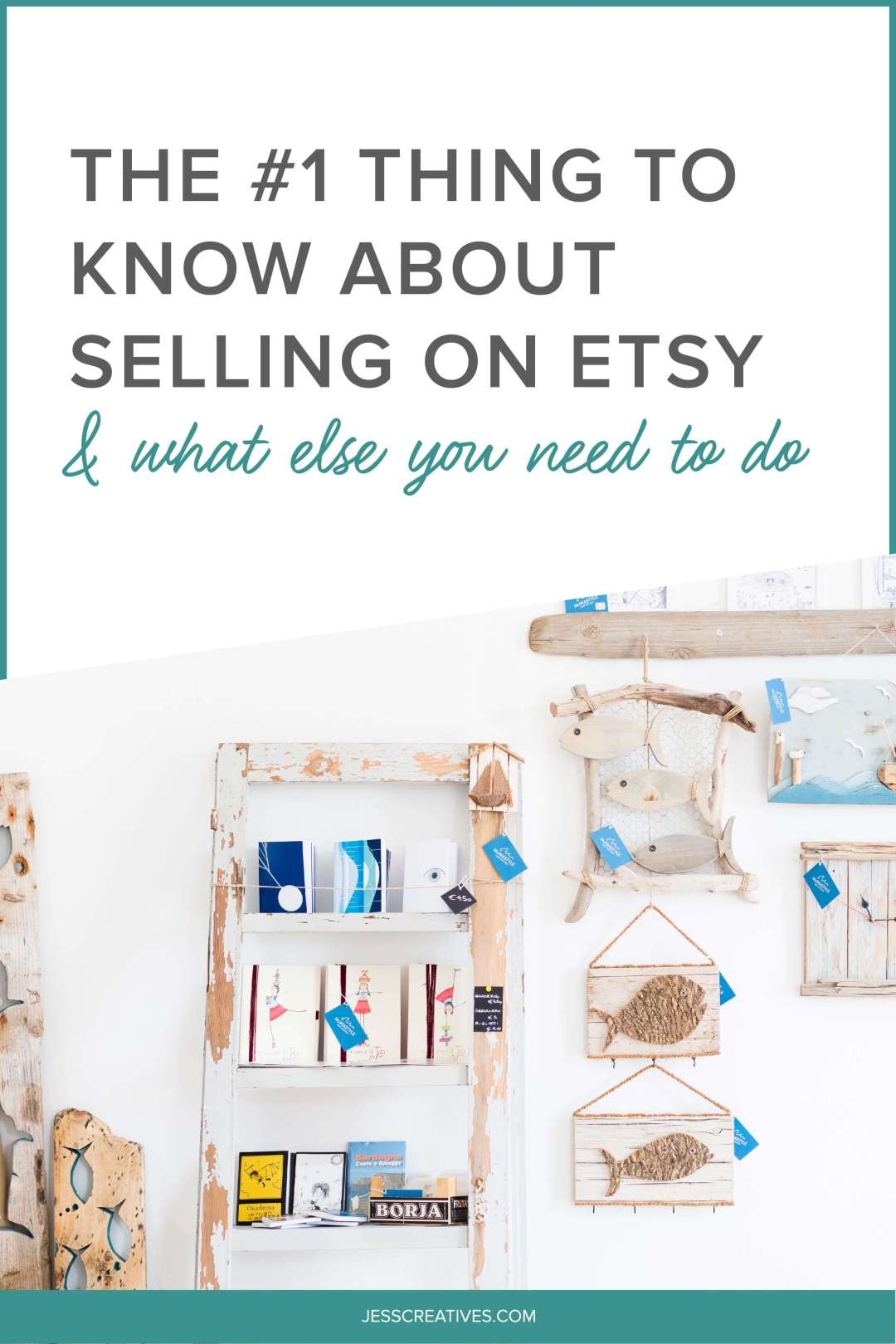The #1 Thing To Know About Selling On Etsy