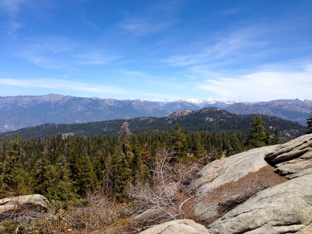 Buck Rock Lookout, Sequoia National Forest, California