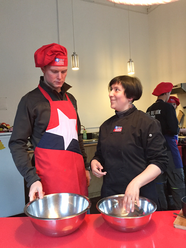 Chilean Cuisine Cooking Class-11