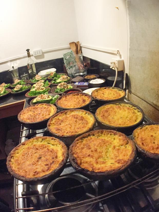 Chilean Cuisine Cooking Class-15