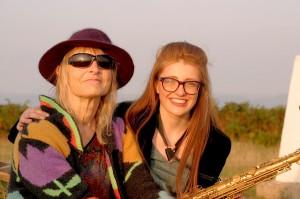 Jess and Barbara Thompson