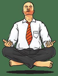 La micro-méditation au travail
