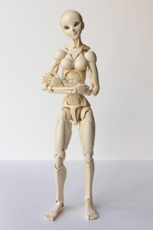 a better artists mannequin