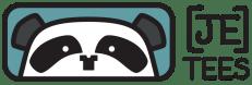 JE Tees logo