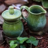Jessica Lily Ceramics - Cream and Sugar Set