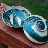 Jessica Lily Ceramics - Small Plates with Microbiome