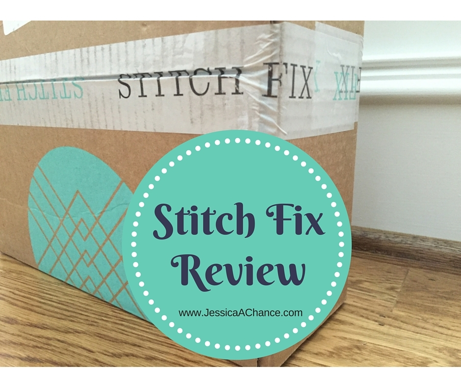 Stitch Fix #8 Review