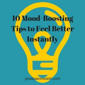 10 mood boosting tips