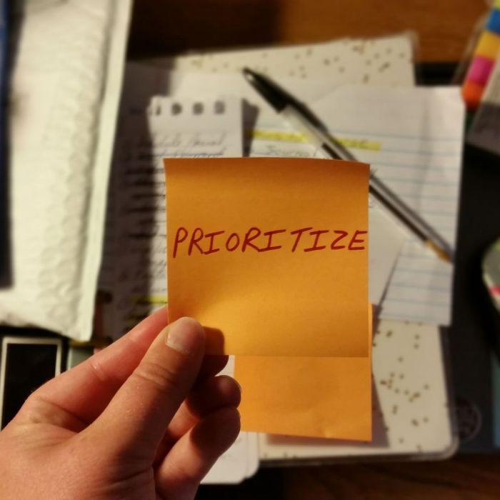 Minimizing Priorities