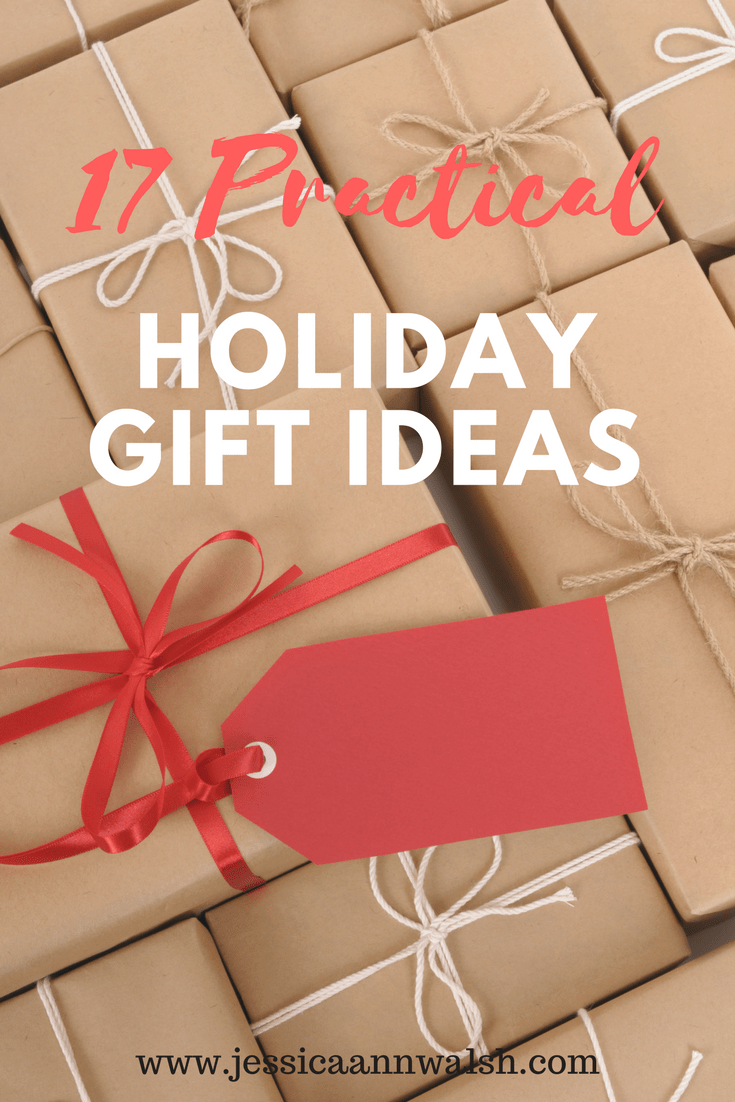 The practical holiday gift ideas in this gift guide are carefully curated with minimalism, mindfulness and practicality in mind. Check it out for 17 ideas.