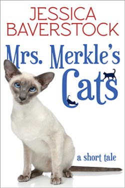Mrs Merkle's Cats Cover Art