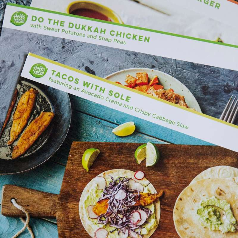 The Top Four Meal Kits to Try