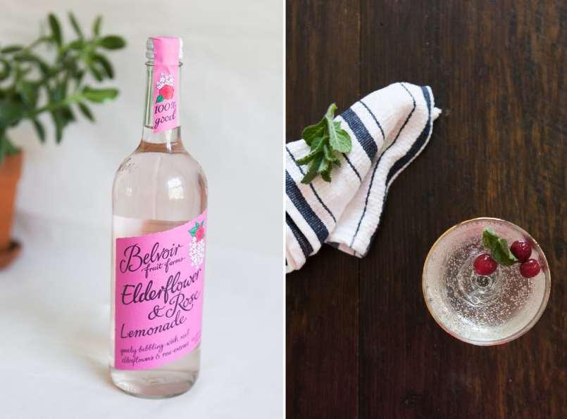 Elderflower Lemonade Fizz - Elderflower Cocktails - Belvoir Fruit Farms - Jessica Brigham Blog - Magazine Ready For Life For Less