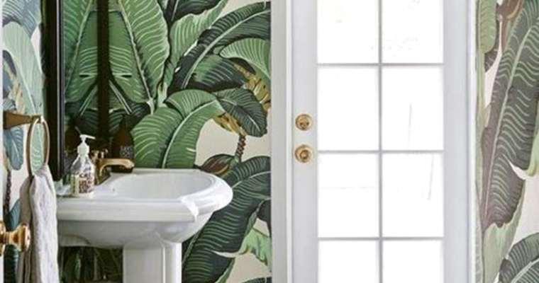 One Room Challenge: Modern Boho Bathroom, Week Five