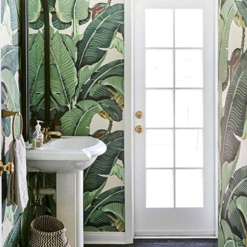 One Room Challenge: Modern Boho Bathroom, Week Five