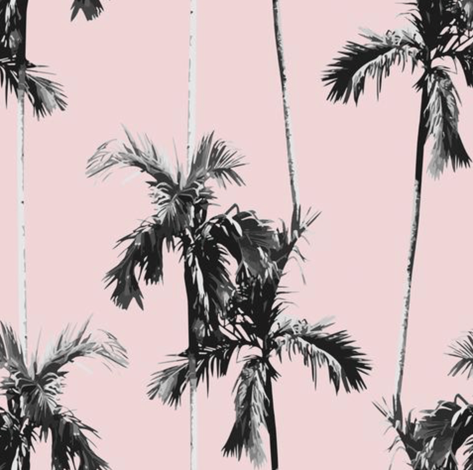 Wallpapers I'm Really Into Right Now | Forever Palms | Walls Needs Love | Jessica Brigham | Magazine Ready for Life