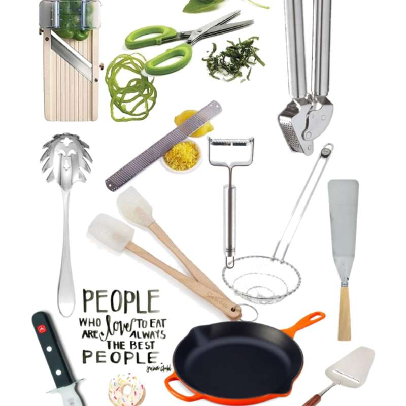 Top Twelve Must Have Kitchen Tools | How to Cook | Jessica Brigham | Magazine Ready for Life