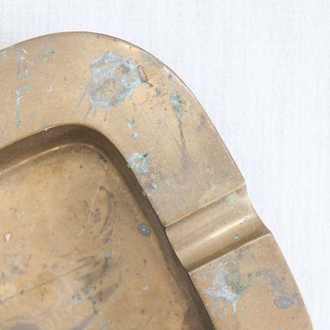 Brass Ash Tray | Jessica Brigham