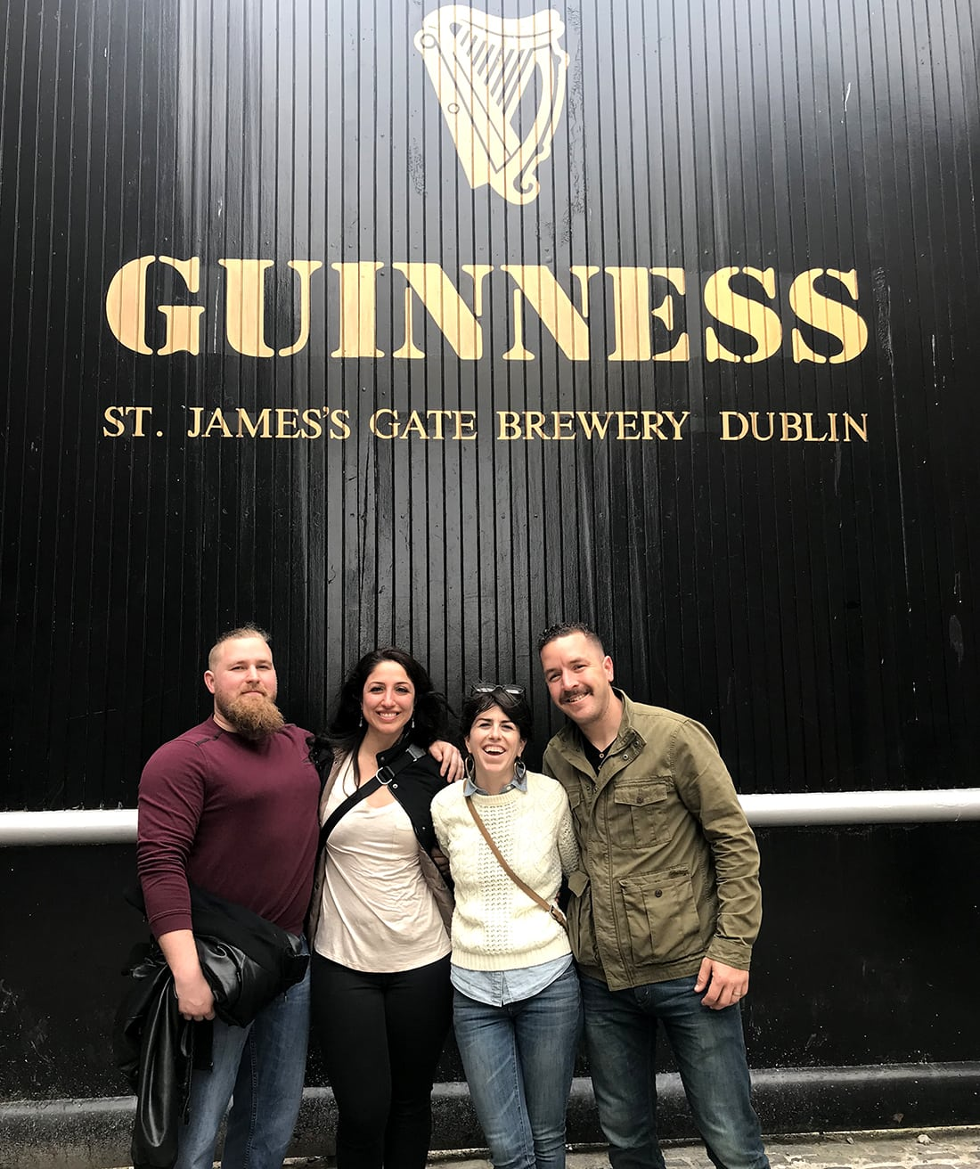 24 Hours in Dublin, Ireland | Guinness Storehouse | St. James Gate | Baecation 2018 | Travel Tips | Jessica Brigham | Magazine Ready for Life