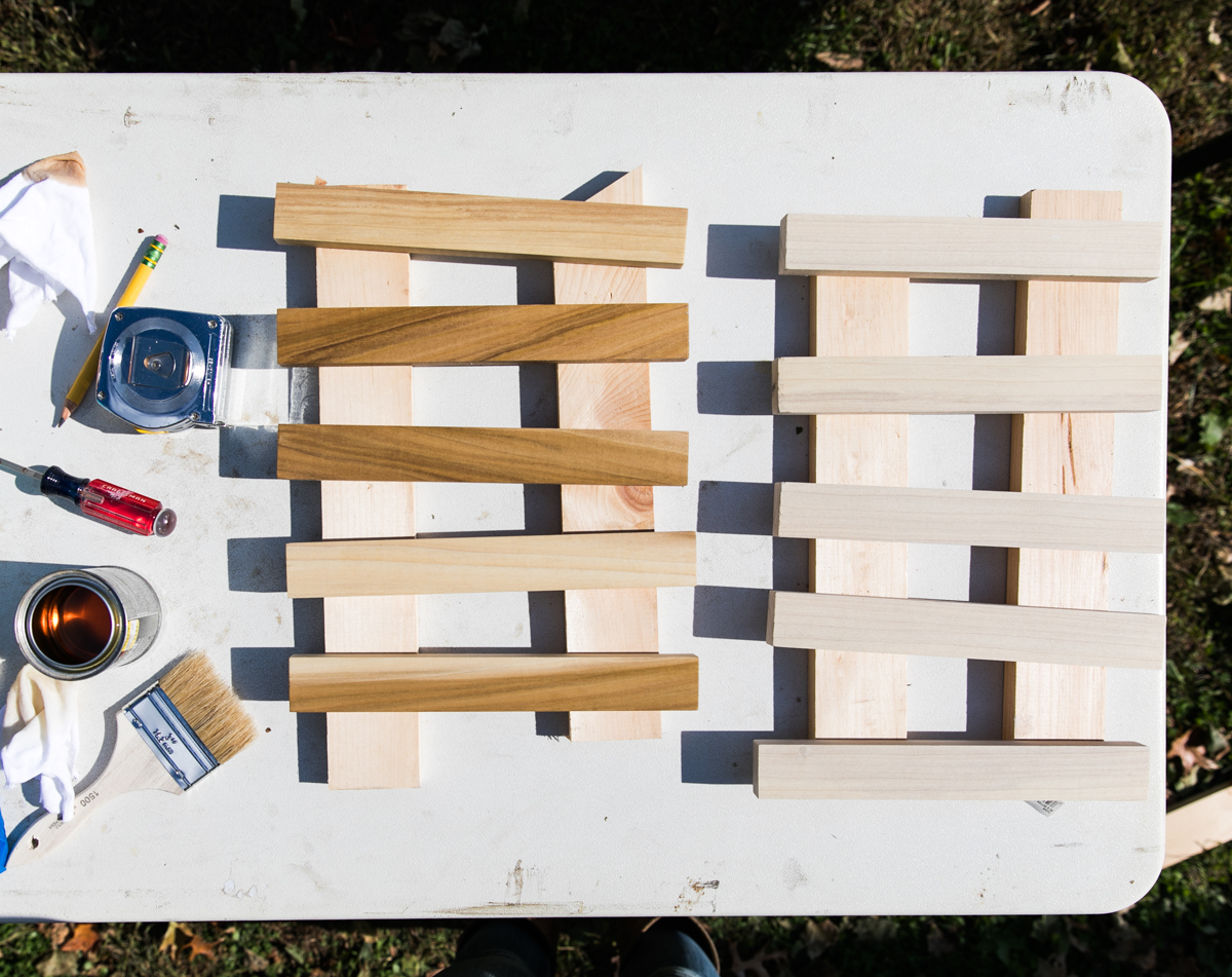 Make the Best of Awkward Spaces with this DIY Bookshelf   How to Build a Bookcase   Jessica Brigham   Magazine Ready for Life