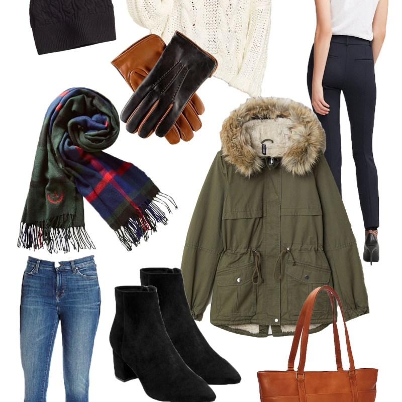 Winter Basics | The Round-Up of All Round-Ups | Jessica Brigham | Magazine Ready for Life | www.jessicabrigham.com