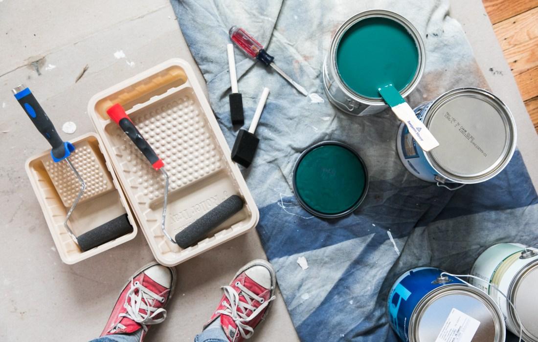 One Room Challenge – Green Kitchen Glamazon – Week Three