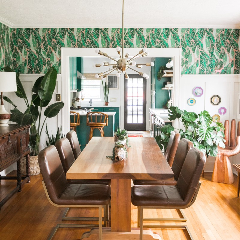 Something Different Late Fall Home Tour | Home Design | Interiors | The Glamazon | Jessica Brigham | Magazine Ready for Life