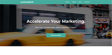 Accelerate Marketing