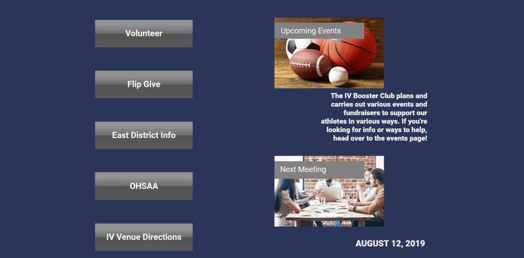 Indian Valley Athletic Boosters