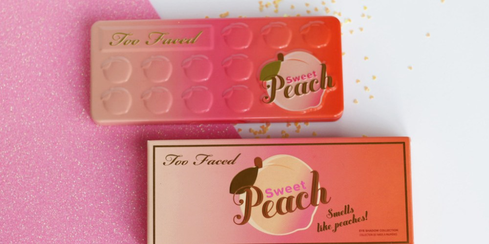 Sweet Peach Palette by Too Faced: Swatches and Full Review