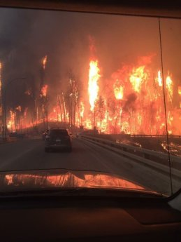 Fort MacMurray fires