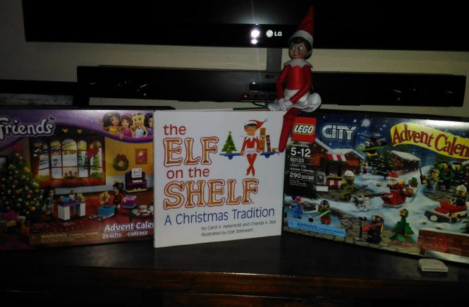 Elf on the Shelf Christmas