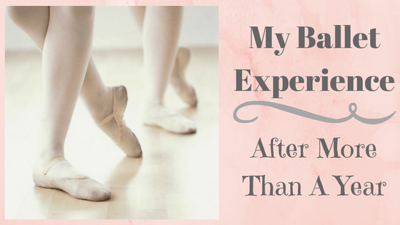 Ballet experience