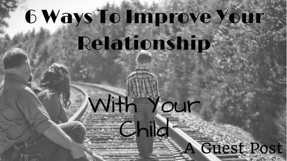 relationship with your child