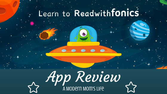 Read with Fonics App Review